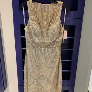 Sue Wong Nocturne Cocktail Dress NWT